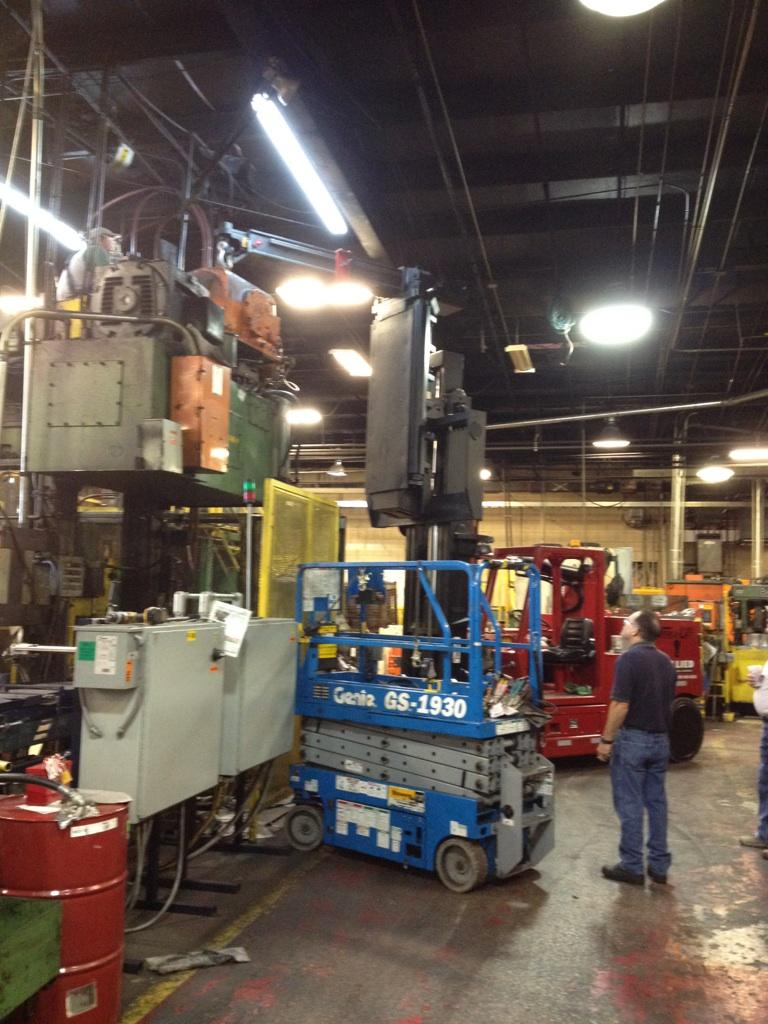 Crane Service TN